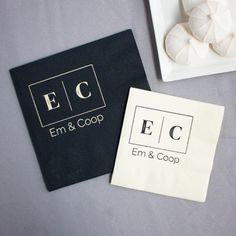 Impress everyone at your corporate event with these full color corporate logo napkins.