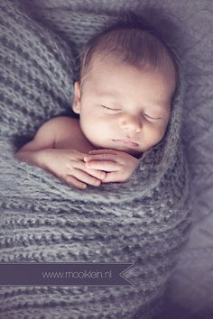Newborn Fotografie Almere - www.mooiklein.nl