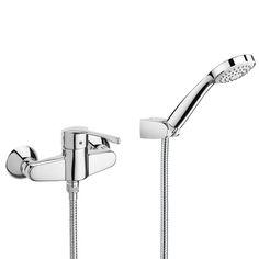 http://www.edenhogar.com/es/monomando-ducha/roca-victoria-grifo-pro-mezclador-exterior-ducha-5a2023c02.html  PRO - Mezclador exterior baño-ducha con inversor automático, ducha teléfono, flexible de 1,70 m. y soporte articulado. Manecilla para Personas con Movilidad Reducida.