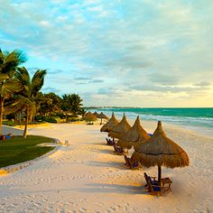 Best Beach Hotels in the World: Belmond Maroma Resort & Spa, Riviera Maya, Mexico. Set among 25 acres of verdant jungle and on a beach that glows with the fine powder of pink coral, Belmond Maroma Resort & Spa is a gem on the Yucatán coast. Coastalliving.com