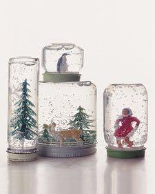 Boules de Noël maison !