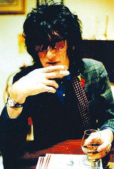 John Cooper Clarke, Flower Bomb, Punk Art, The Godfather, Pistols, Manchester, Rocks, Bands, Poetry