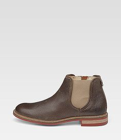 Marc O'Polo Chelsea Boots brown leather