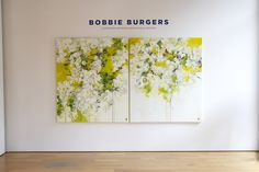 Bobbie Burgers I Paintings