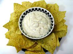 Heidi's So-Called Life: Mexican White Salsa