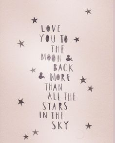 More than all the stars in the sky!