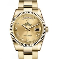 Rolex Day-Date | Iconic Watches.