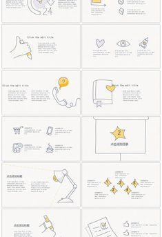 노란색 종이 비행기 블루 라인 창의 자유형 경영 사무실 Ppt 템플릿 Web Design, Layout Design, Graphic Design, Powerpoint Design Templates, Creative Powerpoint, Presentation Layout, Presentation Templates, Leaflet Design, Instructional Design
