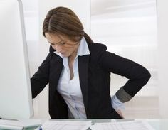 Avoid back pain and other ergonomics issues with armless office chairs!