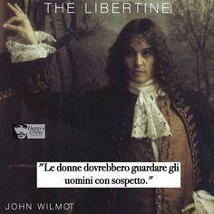 John Wilmot Secondo Conte di Rochester (Johnny Depp) in 'The Libertine' - 2004.