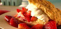 Shortcake alla fragola..una delizia made in USA!