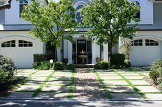 If your home's curb appeal makes a great first impression, everyone -- including potential homebuyers -- will want to see what's inside. Check out these simple, Ceremony Backdrop, Newport Beach, Home Buying, Curb Appeal, Exterior Design, Beautiful Homes, The Neighbourhood, Backdrops, Design Inspiration