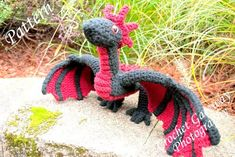 dragon amigurumi, dragon crochet, dragon crochet pattern, dragon crochet toy, dragon amigurumi doll