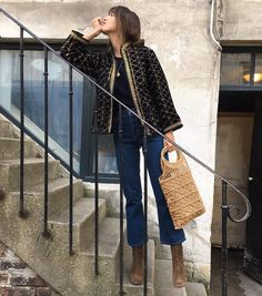 Uma jean   Isabelle jacket Clothing, Shoes & Jewelry - Women - women's jeans - http://amzn.to/2jzIjoE