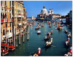 Venice- city of good mood.