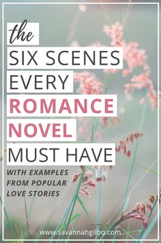 The 6 Scenes Every Romance Novel Must Have Are you writing a romance novel? Learn the 6 key scenes that every romance novel must have in order work and to leave readers satisfied. Writing Genres, Writing Romance, Book Writing Tips, Writing Quotes, Fiction Writing, Romance Novels, Writing Help, Writing A Novel, Fiction Quotes