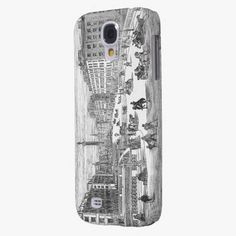 Awesome! This O'Connell Street Vintage Dublin Ireland Galaxy S4 Samsung Galaxy S4 Cover is completely customizable and ready to be personalized or purchased as is. It's a perfect gift for you or your friends.