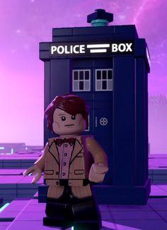 Matt Smith - Lego Dimension - Doctor Who