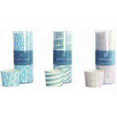 House Doctor papieren ijs-traktaktie- en muffin cups 25 stks | PSikhouvanjou