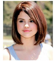 Adorable hair cut. Not ready to part with my long hair just yet, but this would be super cute!