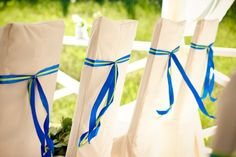 Оригинальные идеи для украшения стульев на свадьбу! | 35 сообщений | Блоги невест на Невеста.info