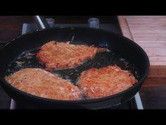 Filet z Kurczaka w Chrupiącym Placku Ziemniaczanym / Oddaszfartucha - YouTube Iron Pan, Keto, Cooking, Youtube, Food, Amazing, Essen, Kitchen, Meals