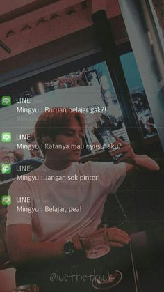 Message Wallpaper, Wallpaper Quotes, Chat Line, Mingyu Seventeen, Seventeen Wallpapers, Self Reminder, Study Motivation, Mood Pics, My Mood