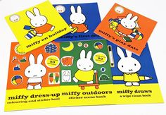 Miffy's Birthday Book & Giveaway closes on 12th April 2015 23:59 (I  think)