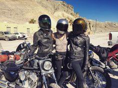 Real Motorcycle Women - niinhellhound (1)
