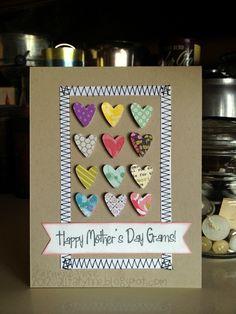 Happy Mother's Day Grams! - Scrapbook.com