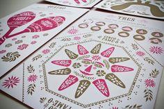 FAME: Cinco de Fame-O Invitations #graphic design