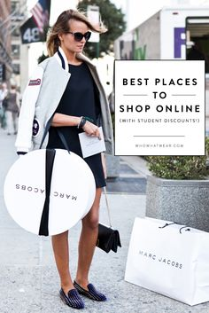 The best items from online shops that offer student discounts