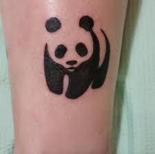 Resultado de imagen para panda tattoo