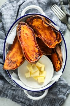 Perfectly soft, caramelized sweet potatoes in under 40 minutes. Prep these  sweet potatoes in