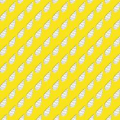 Michele Brummer Everett - Monsterz - Static in Yellow
