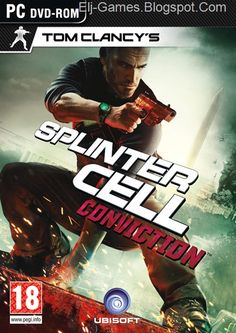 Tom Clancys Splinter Cell: Conviction   Tom Clancys Splinter Cell: Conviction  Developer:Ubisoft Montreal  Publisher:Ubisoft  Genre:Action  Release Date:April 27 2010 (US)  About Tom Clancys Splinter Cell: Conviction  The adventures of Sam Fisher continue in the fifth entry of the stealth-based series. In this game all of the rules have changed as the storyline takes a dramatic turn that will reinvent the Splinter Cell franchise forever. Fisher can no longer rely on his trusted bag of tools…