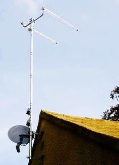 Aerials Gloucestershire call AKM Aerials on 0800 0122356 or 07825 913917 Tv Aerials, Akm, Wind Turbine