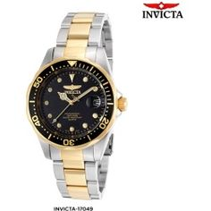 6ef709db7d1 Invicta Mens Pro Diver Watch with Stainless Steel Strap - product - Product  Review Casual Watches