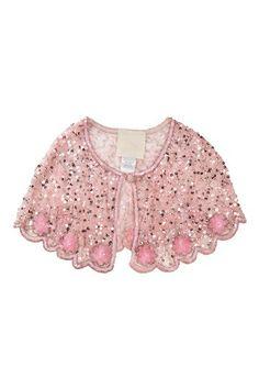 La Piccola Danza Sequin Caplet (Toddler, Little Girls, & Big Girls) by La Piccola Danza on @HauteLook