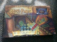 Harry potter and the Sorcerer's Stone mystery at hogwarts