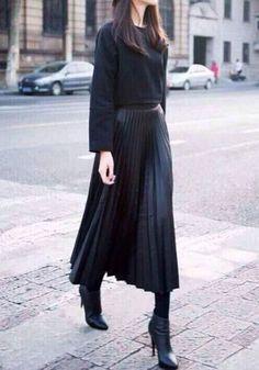 pleated skirts 6