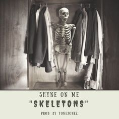 """Shyne On Me - Skeletons - In preparation of his upcoming project 'Barmonies: The Long Fall', Shyne On Me presents to us his latest Funk Infused single """"Skeletons"""". Project S, Skeletons, Good Music, Hip Hop, Presents, Christian, Fall, Gifts, Autumn"""