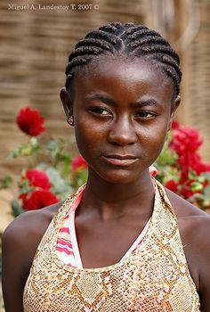 Haitian/Arawak woman