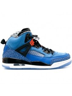 Jordan Spizike \u2013 New York Knicks Blue Shoes