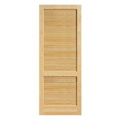 Kimberly bay 30 in x 80 in 30 in clear 6 panel solid core reliabilt louvered solid core non bored interior slab door common 30 in planetlyrics Choice Image