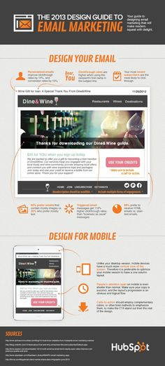 E-mail #marketing infografika #infographics #infografika