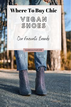 Our favourite vegan shoe brands that are exclusively cruelty-free, from sneakers to stilettos. Plus our top tips on how to tell if shoes are vegan. #veganfashion #ethicalfashion #veganfootwear Vegan Fashion, Fast Fashion, Ethical Fashion, Vegan Lifestyle, Lifestyle Blog, Compassion Quotes, Vegan News, Eco Friendly Fashion, Online Checks