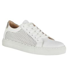 5fd98d235c79f MADELEINE l MADELEINE ❤ Shoes l Sneaker mit Perforation l Weiß l Madeleine,  High Tops