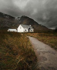 White House - Scotland.