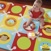 Skip Hop Zoo Puzzle na zem, pěnové (12 ks)